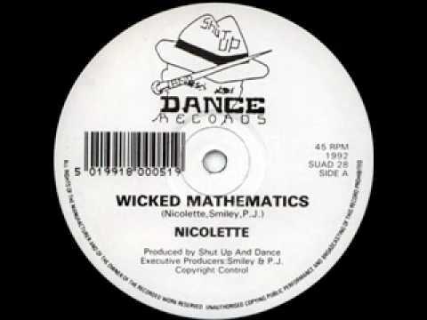Nicolette - Wicked Mathematics (1992)