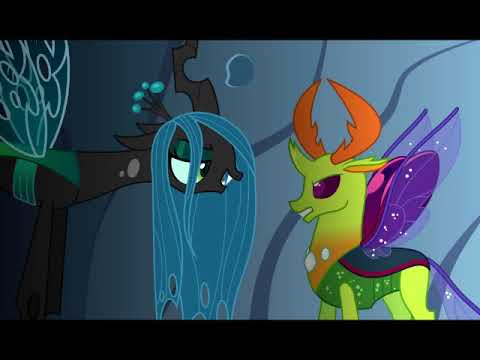 Changelings Over All Parody Song Cover with truesailorcomet