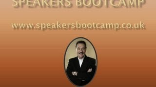 Speakers Bootcamp | Speak with Confidence