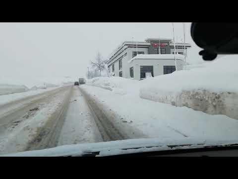 SCHNEECHAOS Januar 2019 'TIROL'  ÖSTERREICH Europa snow chaos Austria sneeuwchaos oostenrijk