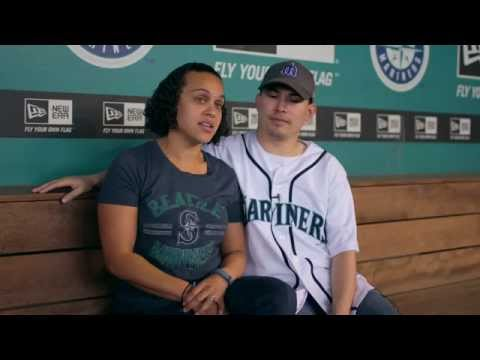 Friends Forever: Sophia's wish to meet Felix Hernandez one year later