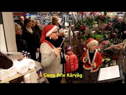 Kårvåg Bådalen mot juletid 2012
