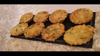 تحضير العجين البريزي  وكيش بصدر الدجاج والسبانخpâte Brisée Et Mini Quiches Aux épinards Et Poulet