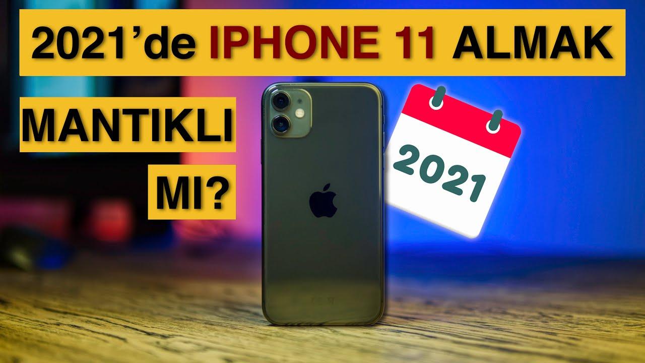 IPHONE 11 2021'de ALINIR MI? Iphone 11 Hala Alınır mı? Uzun Kullanım Deneyimleri
