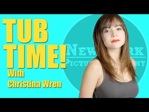 Christina Wren  Tub Time Ep 05