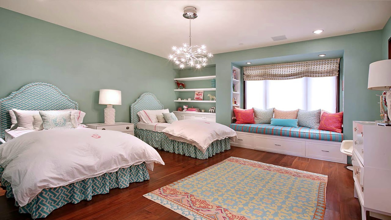 Cozy Guest Room Design Ideas with Twin Bed - Room Ideas ... on Room Decorations  id=12462
