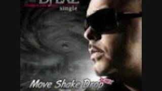 DJ Laz - move shake drop Ft. PITBUL [lyrics]