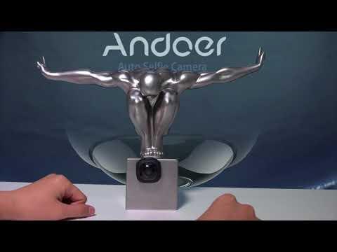 Andoer G1 1080P 30FPS Wifi 120 Degree Wide Angle Full HD Pocket Camera