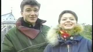 Profile on Berezhnaya & Sikharulidze (RUS) - 1996 Trophée Lalique, Pairs