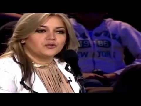Ecuador Tiene Talento 2013   Katherine Aguilar    Canto   3ra Semana #ETT
