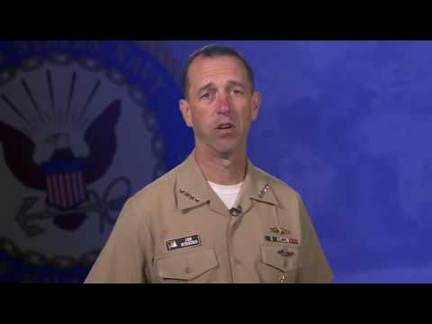 CNO NAVY ENERGY SECURITY MESSAGE