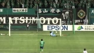 J.LEAGUE Division 2 GOAL OF THE SEASON/YEAR 2012年 J2 スーパーゴール集