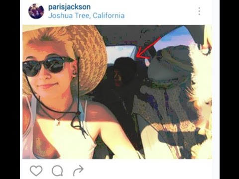 SHOCK! Michael Jackson Seen Alive 2016 Paris Jackson ...