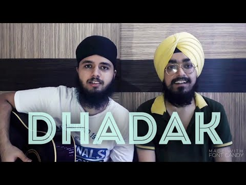 Dhadak - Title Track   Ajay Gogavale & Shreya Ghoshal   Ajay Atul   Cover (Live)   Musical Singhs