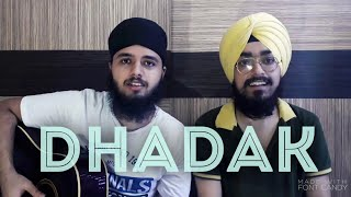 Dhadak - Title Track | Ajay Gogavale & Shreya Ghoshal | Ajay Atul | Cover (Live) | Musical Singhs