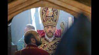 Bishop Daniel's Return Badarak