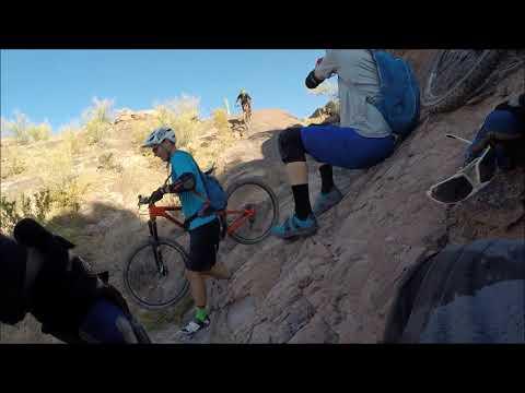 Mountain Biking Gold Canyon Arizona