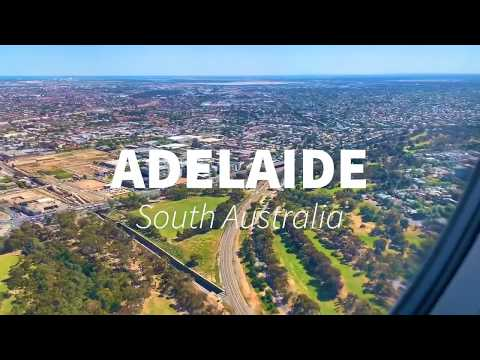 Adelaide City, South Australia | Travel Video