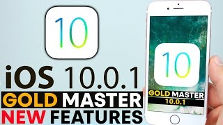 ios 10 gm released 5 new features changes review
