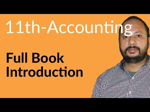 I.Com Part 1 Accounting,lec 1,Full Book Introduction-I.com first year Accounting