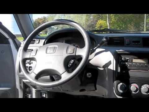 1998 Honda CRV Start Up, Engine, and Full Tour - YouTube