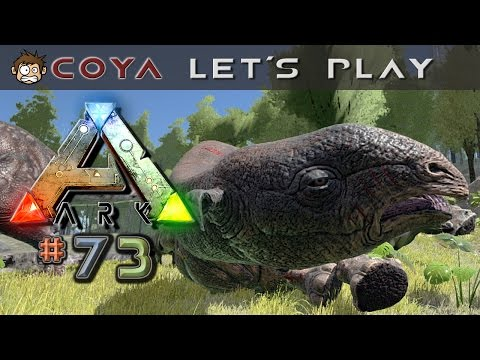 ARK Survival Evolved #73 • Hallo Paraceratherium • Lets Play Ark Survival Evolved German Deutsch