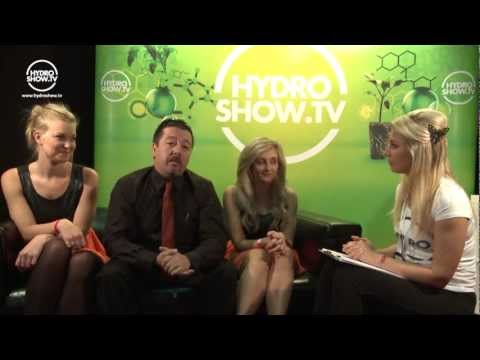 HYDROSHOW.tv @ Grow Expos 2012 Manchester - Entire Video