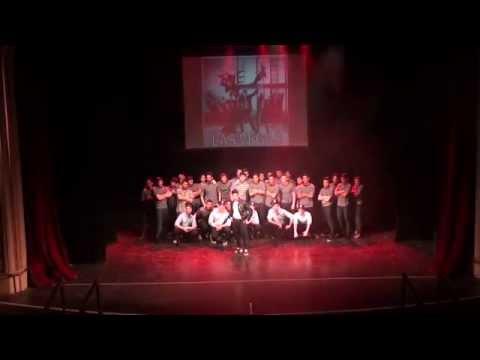 Musical IMEF 2014 1° E - Jailhouse Rock