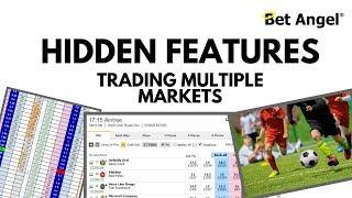 Bet Angel - Hidden features - Multiple markets