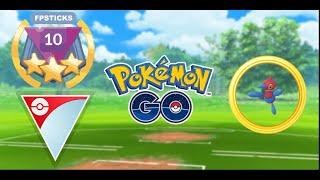 WE RAN INTO THE SPICIEST POKEMON I'VE EVER SEEN! | Pokemon Go Battle League Ultra League PvP Battles