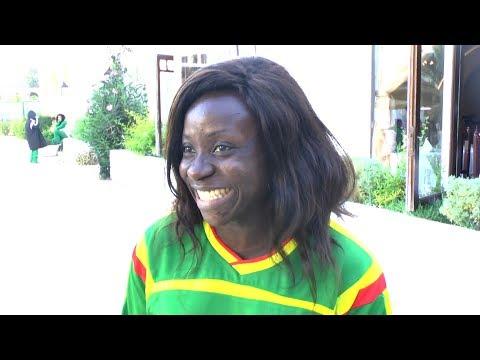 Paule Sitcheping #GameChangers SAMBO