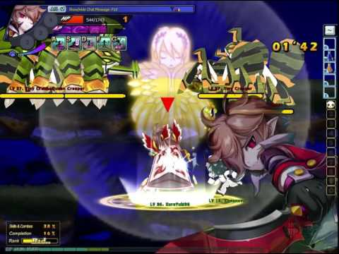 Open Broadcaster Software: Grand Chase Test Record