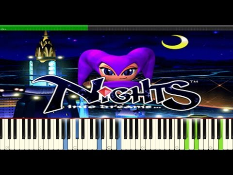 NiGHTS Into Dreams - Splash Garden (Piano)