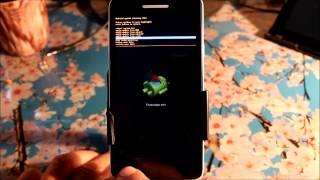 Explay Fresh - сделать Hard Reset на смартфоне