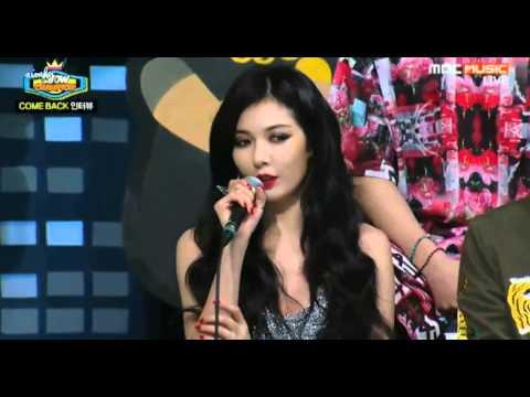 20140730 Block B Hyuna interview Kangin MC