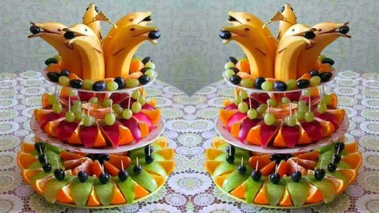 Winter Fruit Platter Recipes A Beautiful Fruit Tray Youtube