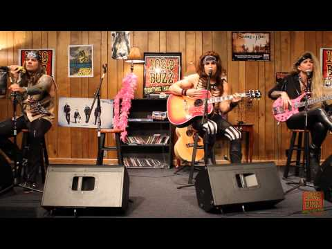 1029 The Buzz Acoustic Session: Steel Panther  Community Property