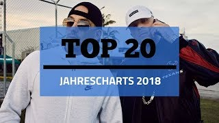 TOP 20 SINGLE JAHRESCHARTS 2018