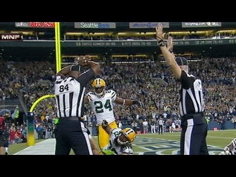 Green Bay Packers Hit By Refs