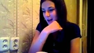 Arni na svoem, rodnom...)) Поет на карачаевском)))))))*