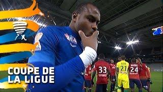 LOSC Lille - FC Nantes (2-0)  (1/4 de finale) - Résumé - (LOSC - FCN) / 2014-15