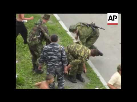 Europe Rights Court condemns Russia over Beslan