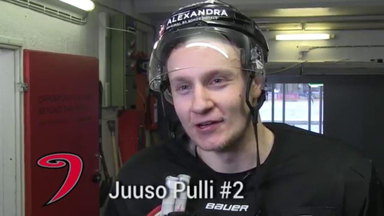 Juuso Pulli HurrikaaniTV Juuso Pulli 812016 YouTube