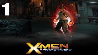 X-Men: Destiny (Brotherhood) - Прохождение Часть 1 (Xbox 360)