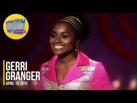 """Gerri Granger """"At The Crossroads & What Are You Doing The Rest Of Your Life"""" 