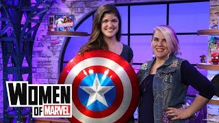 How to Explain Podcasting with Lauren Shippen | Women of Marvel podcast