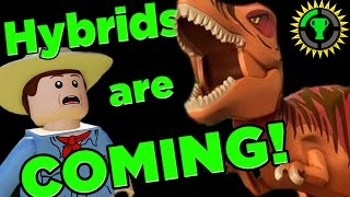 Game Theory: Jurassic World Hybrid Dinos ARE COMING! thumbnail