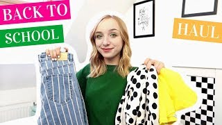 BACK TO SCHOOL 2018 HAUL ZAKUPOWY
