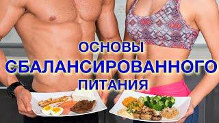 Основы сбалансированного питания Запись вебинара Правильное питание ускорение обмена веществ