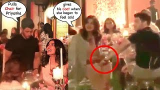Priyanka Chopra Smiles With Happiness As Husband Nick Jonas Shows LOVE & Makes Her Feel Special